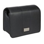 Canon Deluxe PSC-5100 Black Cowhide Leather Case for PowerShot G Series Camera (3527B001)