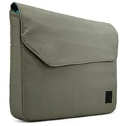 "Case Logic® Lodo Petrol Green Cotton Canvas Sleeve Carrying Case for 11.6"" Laptop (LODS111PETROL)"