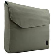 "Case Logic® Lodo Petrol Green Cotton Canvas Sleeve Carrying Case for 13.3"" Laptop (LODS113PETROL)"
