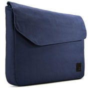 "Case Logic® Lodo Blue Cotton Canvas Sleeve Carrying Case for 11.6"" Laptop (LODS111BLUE)"