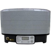 Chard™ 5-Tray Digital Food Dehydrator, Gray (DD5)