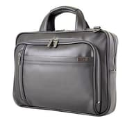 "Codi® Protege X2 Elite Black Cowhide Leather Carrying Case for 15.6"" Laptop (C9915)"