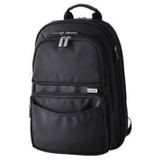 Codi® CT3 Checkpoint Friendly Ultra Black Nylon Laptop Backpack (C6060)