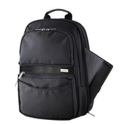 Codi® Black Nylon Laptop Backpack (C7722)