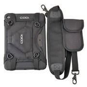 Codi® C30705010 R4I Polycarbonate/Silicone/Ballistic Nylon Rugged Case for iPad Air 2, Black