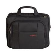 "Codi® Protege Black Ballistic Nylon Carrying Case for 15.6"" Laptop (K10040006)"