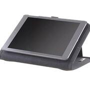 Codi® C30702009 Smitten 3.0 SX2 Ballistic Nylon/Neoprene Folio Mitt Case for iPad Air 2, Black