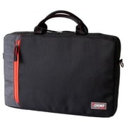 "Codi® Ultralite Black Nylon Carrying Case for 15.6"" Laptop (C1075)"