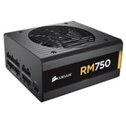 Corsair® RM Series™ RM750 Modular Power Supply, 750 W, for ATX12V v2.4 & EPS 2.92 Motherboard (CP-9020055-NA)