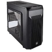 Corsair® Carbide Series® SPEC-M2 Window Mini Tower Computer Case, 5xBay, for Mini ITX Motherboard (CC-9011087-WW)