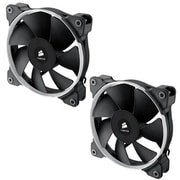 Corsair® Air Series SP120 Quiet Edition High Static Pressure Cooling Fan, 1450 RPM, 120 mm (CO-9050006-WW)