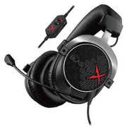 Creative® Sound Blaster 70GH031000000 Professional X H5 Stereo Over-the-Head Gaming Headset with Mic, Black
