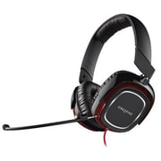 Creative® Draco HS880 Stereo Over-the-Head Gaming Headset with Mic, Black