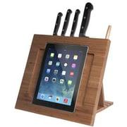 CTA Digital® Bamboo Adjustable Kitchen Stand (PADBKS)