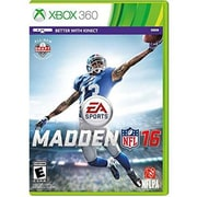 Electronic Arts™ Madden NFL 16 Game Software, Sports, Xbox 360 (73379)
