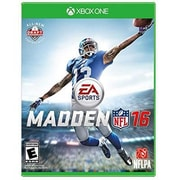 Electronic Arts™ Madden NFL 16 Video Game, Sports, Xbox One (73381)