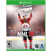 Electronic Arts™ NHL 16 Video Game, Sports, Xbox One (73403)