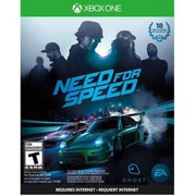 Electronic Arts Need for Speed Video Game, Racing, Xbox One (73385)