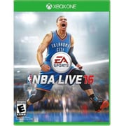 Electronic Arts™ NBA Live 16 Video Game, Sports, Xbox One (36981)