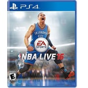 Electronic Arts™ NBA Live 16 Gaming Software, Sports, PlayStation 4 (73507)