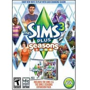 Electronic Arts™ The Sims 3 Plus Seasons Game Software, Windows/Mac, DVD (16978)
