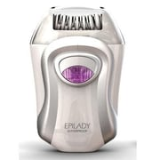 Epilady® All-in-One Waterproof Rechargeable Wet-Dry Epilator, White/Turquoise/Gray (EP92020)