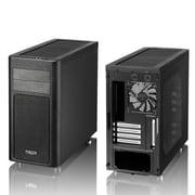 Fractal Design Arc Mini R2 Mini Tower Computer Case, 10xBay, for Mini ITX/Micro ATX Motherboard (FD-CA-ARC-MINI-R2-BL-W)