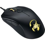 Genius® M6-600 Scorpion USB 5000 dpi Optical Gaming Mouse, Wired, Black