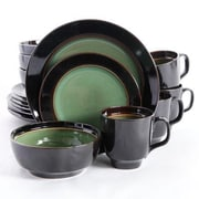 Gibson® Elite Bella Galleria 16-Piece Dinnerware Set, Green (92057.16)