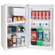 Haier HC27SF22RW Half Width Single Section Compact Refrigerator, White