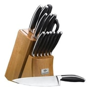 Hampton Forge® Signature Contempo 15-Piece Knife Block Set (HMC01B136A)