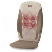 "HoMedics® Dual Shiatsu Massage Cushion, 26.14""H x 5.12""W x 16.38""D (MCS-370H)"