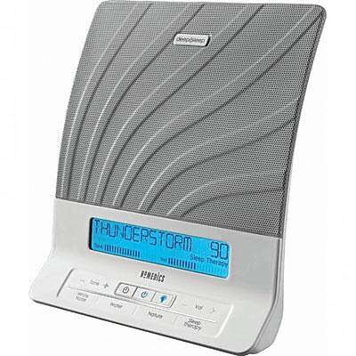 HoMedics Deep Sleep Therapy Machine, White (HDS2000) 2111567