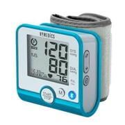 HoMedics® Premium Wrist Blood Pressure Monitor, Blue/White (BPW-370BT)