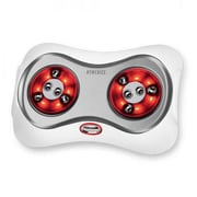 "HoMedics® Shiatsu Foot Massager, 3.62""H x 13.58""W x 9""D (FMS150H)"