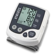 HoMedics® Automatic Wrist Blood Pressure Monitor, White/Black (BPW-060)