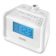 HoMedics® SoundSpa® Digital FM Clock Radio, White (SS4520)