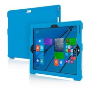 Incipio® MRSF071CYN Feather Vegan Leather Ultra Thin Snap-on Carrying Case for Microsoft Surface Pro 3, Cyan