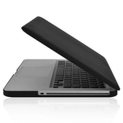 "Incipio® Feather Obsidian Black Polymer Ultra Thin Snap-On Case for 13"" MacBook Pro (IM210PRO)"