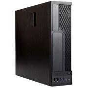 Inwin CE Series SFF Slim Computer Case, 4xBay, for Mini ITX/Micro ATX Motherboard (CE685.FH300TB3)