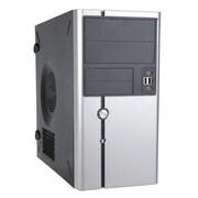 Inwin Z Series Mini Tower Computer Case, 6xBay, for Mini ITX/Micro ATX Motherboard (Z611.CH350TS3)