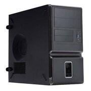 Inwin Z Series Mini Tower Computer Case, 6xBay, for Mini ITX/Micro ATX Motherboard (Z653.CH350TS3)