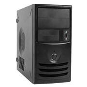 Inwin Z Series Mini Tower Computer Case, 6xBay, for Mini ITX/Micro ATX Motherboard (Z589.CH350TB)
