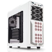 Inwin Mid-Tower Computer Case, 12xBay, for Micro ATX/ATX Motherboard (GT1 (white))