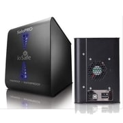 ioSafe® SoloPRO SM4TB1YR 4TB USB 3.0 External Hard Drive, Black