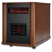Holmes™ 1500 W Infrared Console Heater with Wood Housing, Brown (HRH7403ERE-DM)