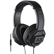 JVC HAMR60X Xtreme Xplosives XX Stereo Over-the-Head Headset with Mic, Black