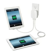 Kanex DoubleUp USB Wall Charger, White (SYD2PT)