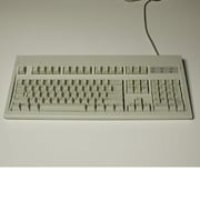 Keytronic E03600P1 PS/2 Wired Keyboard, Beige