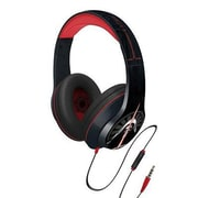 KIDdesigns LIM52E7FX Starwars Lightup On-the-Head Headphones with Mic, Multicolor